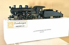 GEM SAMHONGSA PRECISION SCALE MODELS BRASS O GAUGE PRR 0-6-0 SWITCHER LOCO oc