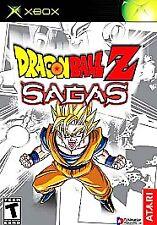Dragon Ball Z: Sagas - Xbox, Excellent Xbox, Xbox Video Games