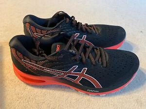 Asics Gel Cumulus 22 Tokyo men's running trainers   black/red   size 8   new