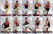 AFL 2008 SELECT Classic MELBOURNE DEMONS Footy Stars Card Complete Team Set