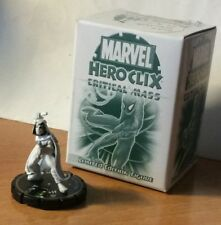 HeroClix CRITICAL MASS #209 MARC SPECTOR LE GOLD RING MARVEL  MOON KNIGHT +BOX