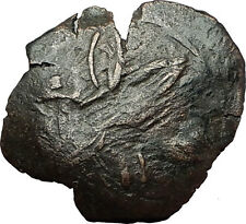 Andronicus II Palaeologus Michael IX 1295AD Trachy Ancient Byzantine Coin i59364