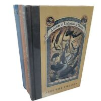 A Series of Unfortunate Events Lemony Snicket 7 8 9 The Dilemma Deepens Vile