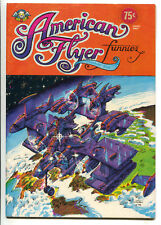 American Flyer Funnies 2 Last Gasp 1972 FN VF Signed Larry Sutherland