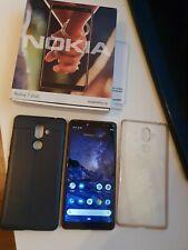 Nokia 7 64GB, EE Plus rete Smartphone in SCATOLA + Rapido e gratuito UK consegna 🇬 🇧!