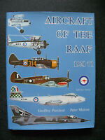 39/45 Livre Rare AIRCRAFT OF THE RAAF, 1921/71 Aviation Australienne
