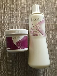Hair care Clairol wave permanent digital perm.