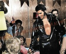 ELVIS  PRESLEY TWO VEGAS PHOTOS 1969 PARTY & 1970 REHEARSALS 5x7 & 5 x 6