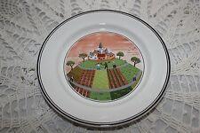 Villeroy & Boch Design Naif Bread & Butter Plate #1 Farmers