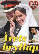 Hochzeit Wedding arets bryllup Harry & Meghan Sonderheft aus Dänemark