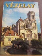 Vézelay, pas de mention d'auteur, ni d'éditeur