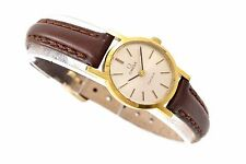 Vintage Omega Geneve Cal.625 Hand Wind Gold Plated Ladies Petite Watch 1225