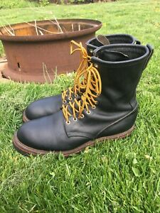 Red Wing 218 LoggerMax size 12 C...Wildland Firefighter