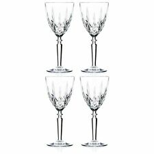 RCR Crystal Orchestra Crystal Wine Drinking Glasses - 245ml - Set Of 4
