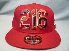 New Era 9Fifty Cleveland Cavaliers 216 Area Code Snapback BRAND NEW hat cap  Cavs 9059437fcdcb