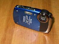 Fujifilm FinePix XP Series XP30 14.2MP Digital Camera - Blue not working