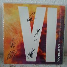 You me at six VI Vinyl 1LP New & Signed