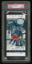 PSA 4 WAYNE GRETZKY 1999 Unused NHL Hockey 1st Annual H.O.F. Game Ticket