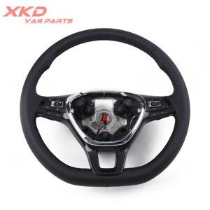 Multi-Function Steering Wheel w/ ACC heating Fit For VW Jetta MK6 Tiguan