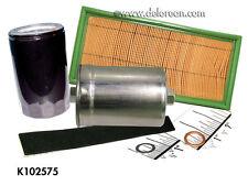 DMC - DeLorean Air, Fuel & Oil Filter Bundle