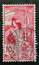 Timbre SUISSE / SWITZERLAND Stamp - Yvert et Tellier n°90 (A) obl (cyn21)