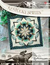 Judy Niemeyers Kentucky Spirits Foundation Paper Piecing Quilt Pattern