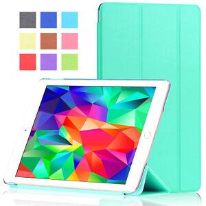 Slim Case For Apple iPad Mini 1/2/3 & Mini 4 Smart Cover with Auto Sleep/Wake