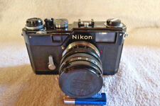 Nikon S3 Olympic, Con Lente Original (Nikkor 50mm, f1.4)