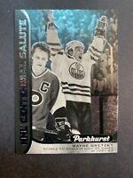 2016-17 Parkhurst NHL Centennial Salute #S-1 Wayne Gretzky Edmonton Oilers