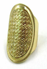 Metal Size 6 Ring Js5935 Free Shipping Fashion Jewelry Vintage Golden