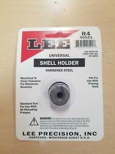 Lee 90521 #R4 Shell Holder for press, 17 Rem/222 Rem./223 Rem/5.56