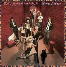 REO Speedwagon : Nine Lives CD (2013) ***NEW***