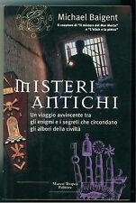 BAIGENT MICHAEL MISTERI ANTICHI TROPEA 1999 LE QUERCE STORIA ARCHEOLOGIA MISTERO