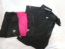Dunlop Bundle Girls Tennis skorts + polo shirt size 140-152 cm = 10-12 years