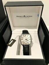 Maurice Lacroix Miros Coussin Peseux Handwind Stainless Steel MI7207-SS001