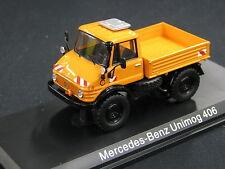 Schuco Mercedes-Benz Unimog 406 1:43 Orange (JS)