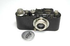 Leica II Schwarz Black + Leitz Elmar 50mm F3.5
