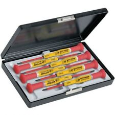 Wittron Insulated Precision 7 Piece Micro Screwdriver Set