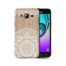 Étuis, housses et coques Pour Samsung Galaxy J3 en bois, bambou pour téléphone mobile et assistant personnel (PDA) Samsung