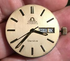 MOVEMENT  Omega cal 1022  serviced swiss made
