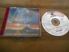 CD Ethno Oliver Serano-Alve Prod - Vida Para Vida (12 Song) SATTVA MUSIC jc