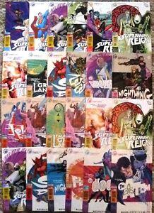 LOT OF 24 DC TANGENT COMICS (VF/NM) ATOM, FLASH, NIGHTWING, JOKER, GREEN LANTERN