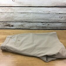 Polo Ralph Lauren Men's Size 33 Chino Casual Khaki Shorts Pleated Front -A703