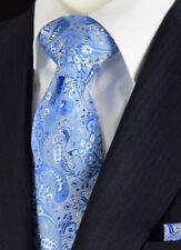 Vêtements de cérémonie cravates bleus pour homme