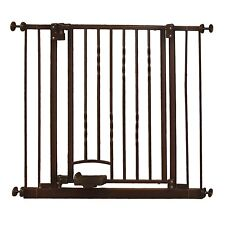 Supergate Step n Go Gate, Bronze, Fits Spaces between 31.25