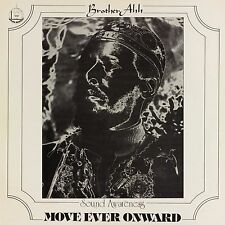 BROTHER AHH Move Ever Onward ROBERT NORTHERN Manufactured Recordings SEALED LP