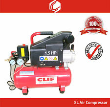 1.5 HP 8L Direct Drive Air Compressor - With Auto Start & Auto Stop