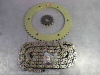 YAMAHA WR125 WR 125 RENTHAL UPGRADE CHAIN AND SPROCKET KIT QUALITY