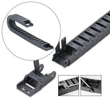 "40"" 15x50mm Flap Interior-open Cable Carrier with Mounting Bracket R38"