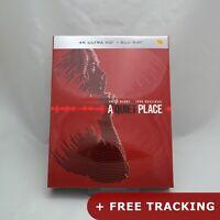 A Quiet Place  4K UHD & Blu-ray Steelbook Full Slip Edition / U'Mania